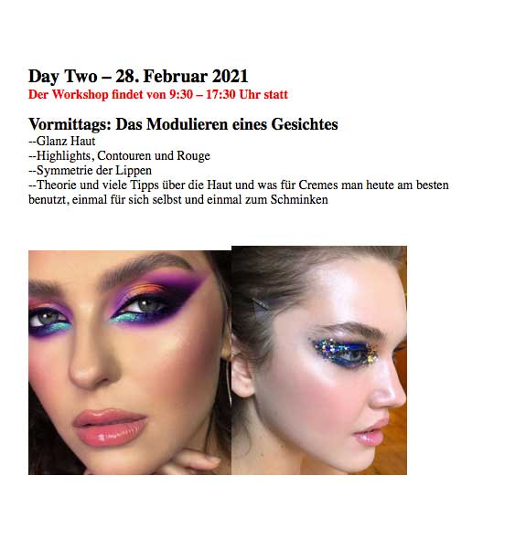 Masterclass 2021 Februar