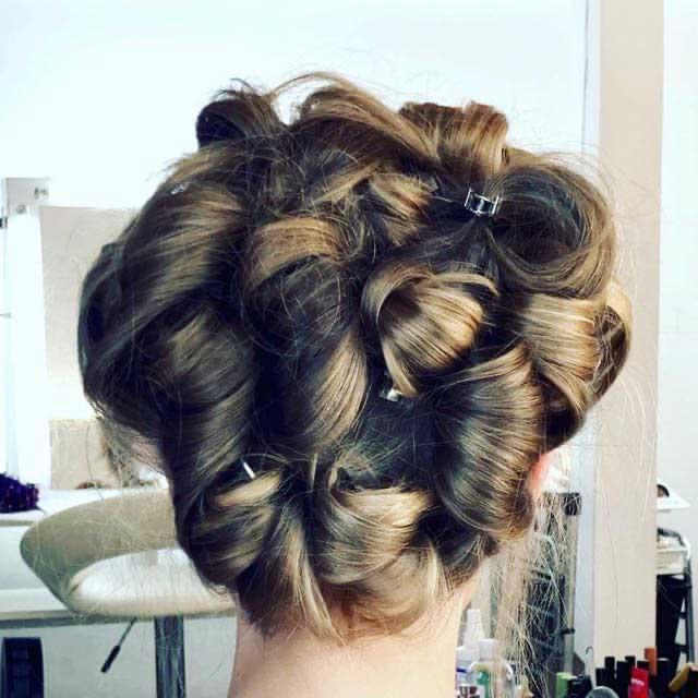 Brautstyling und Hairstyling Steckfrisuren 2021